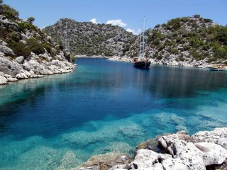 special yacht charter turkey