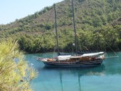 luxury yacht charter turkey